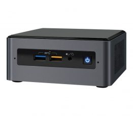 Intel NUC i5 Quad core