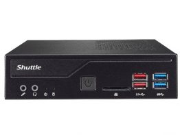 shuttle pc front